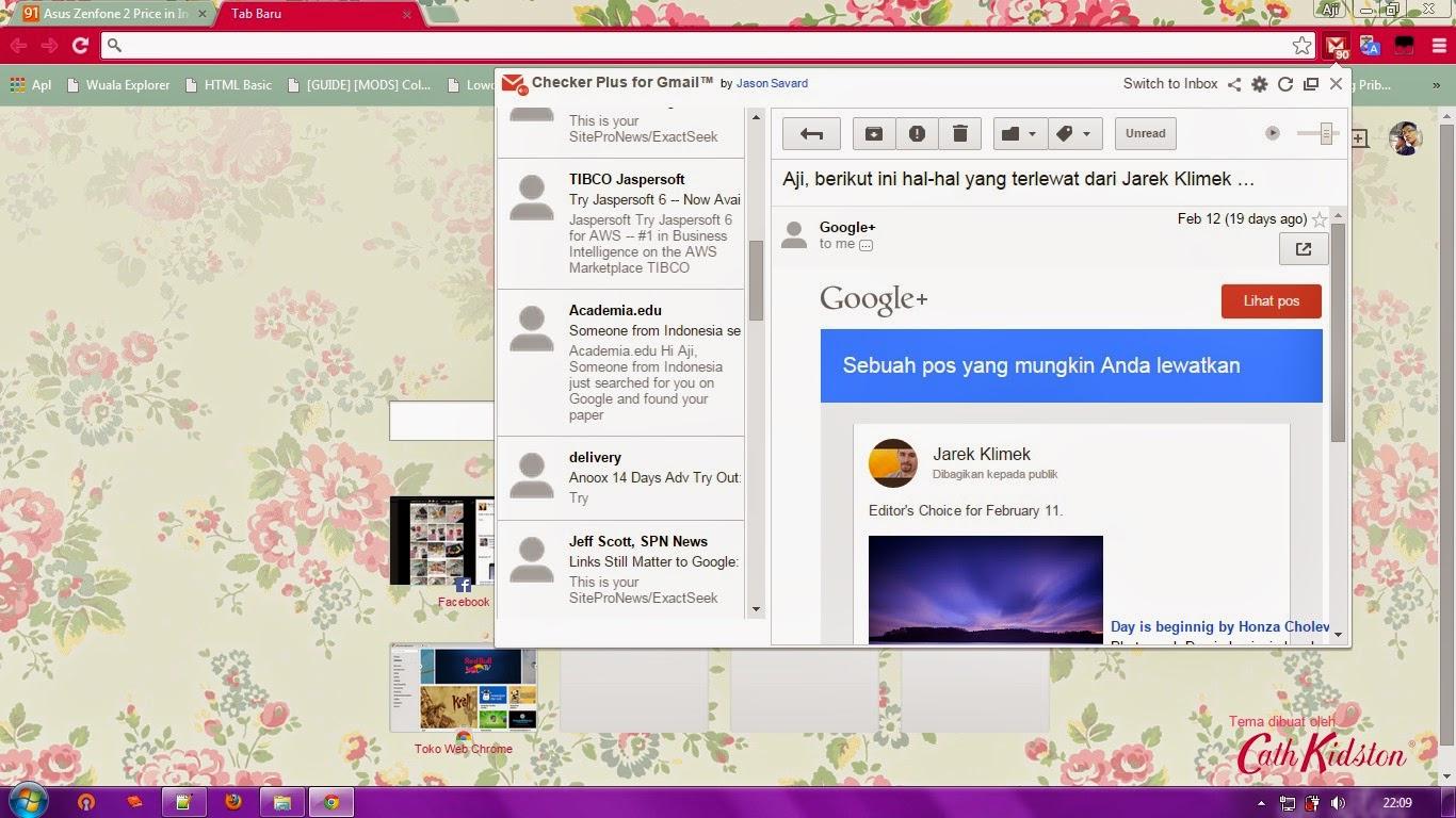 Cara Mudah Buka Gmail Di Komputer