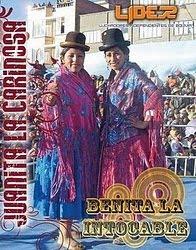 Cholitas Luchadoras: