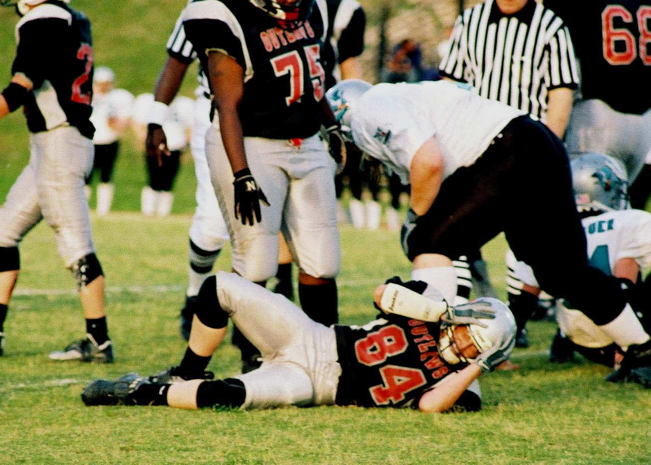 injuries in football See nata video heads up: reducing the risk of head and neck injuries in football video.