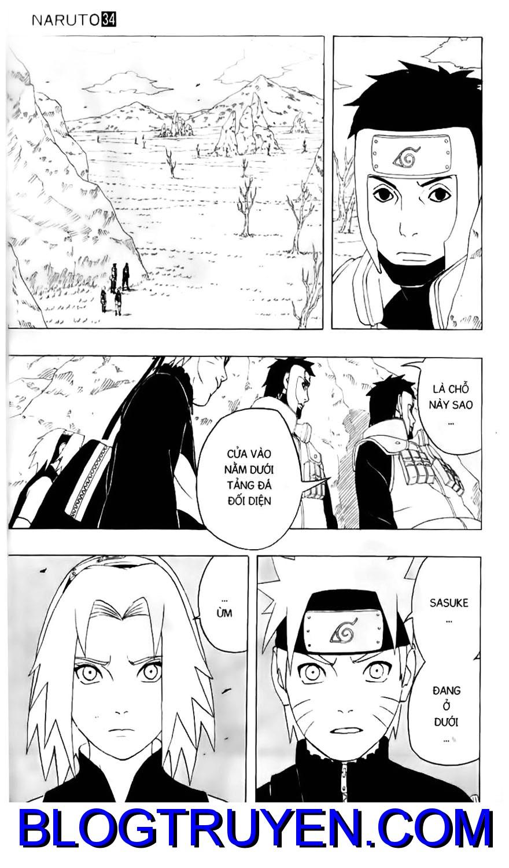 Naruto chap 301 Trang 13 - Mangak.info