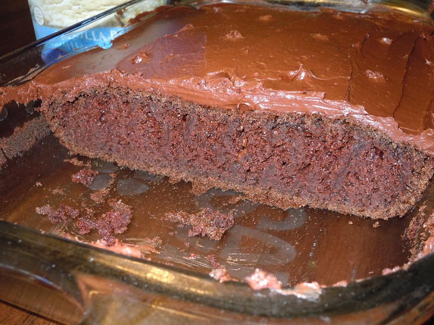 Do You Smell That!!?: Chocolate Mayonnaise Cake