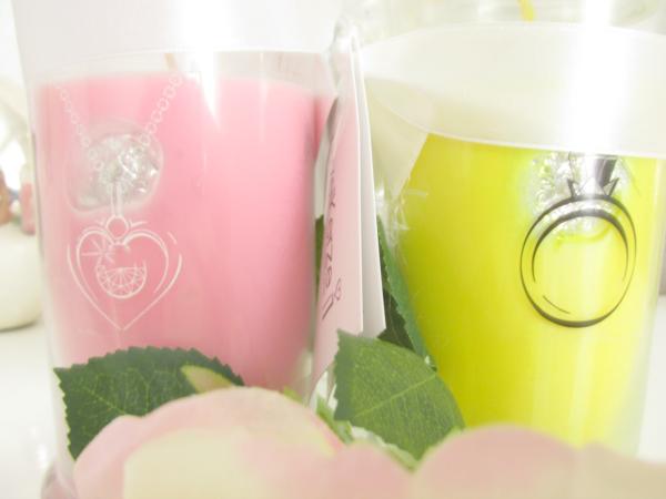 Juwelkerze Duft Kerzen & Gewinnspiel, Verpackung