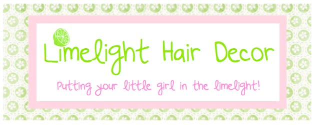 Limelight Hair Decor