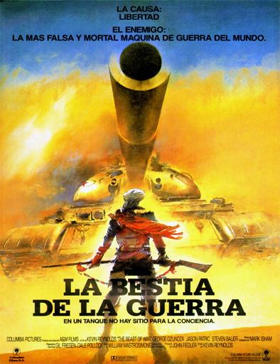 Ver La bestia de la guerra (The Beast of War) (1988) Online