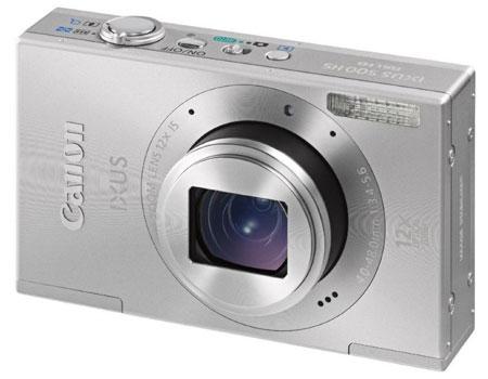Review Kamera Canon Ixus 500 HS