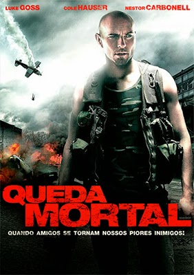 Queda Mortal   BDRip AVI Dual Áudio + RMVB Dublado