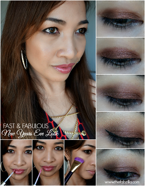 Mirabella Faerie Collection, #MirabellaNYEBeauty, #thebeautycouncil, New Years Eve Makeup Tutorial