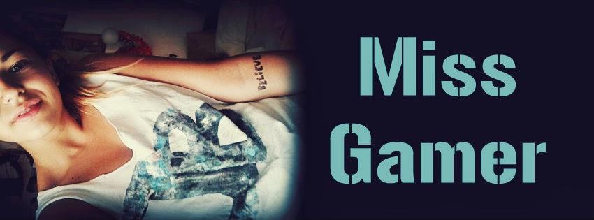 Miss Gamer.
