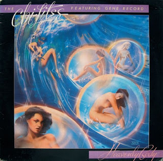 THE CHI-LITES featuring GENE RECORD - HEAVENLY BODY (1980)