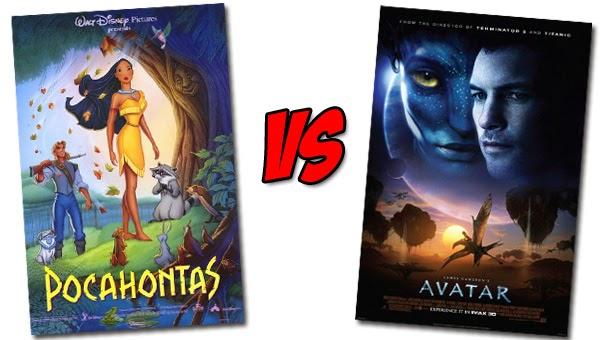 Pocahontas vs. Avatar