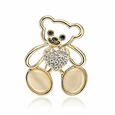 http://www.okajewelry.com/product/2728/Rhinestone-Cat-Eye-Bear-Brooch-Pin-Gold-Plated.html