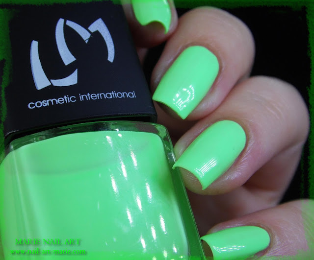 LM Cosmetic Green Apple Pop8