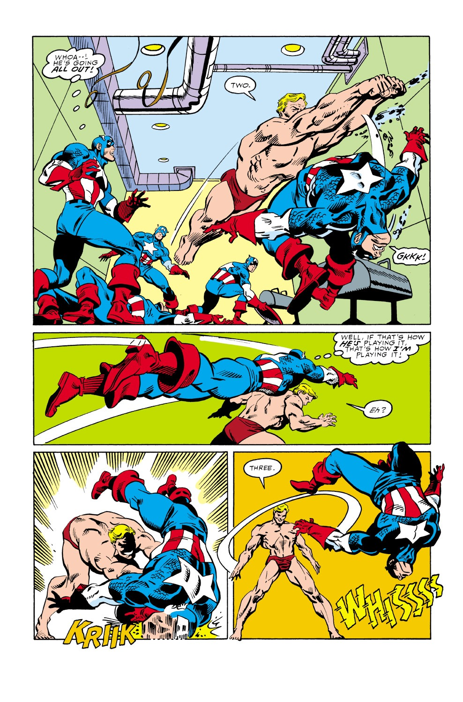 Captain America (1968) Issue #350 #282 - English 4