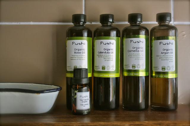 Fushi oils
