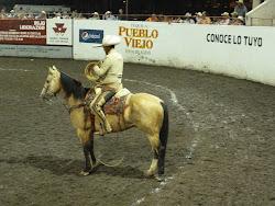A Charro (Mexican Cowboy)