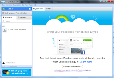 how to get skype to open links