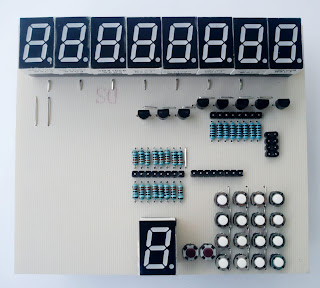 Development Board (Kit) Mikrokontroler Mikro AT89S51 / AT89S52 Murah