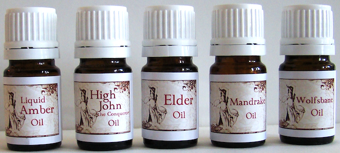 The Witch Oils