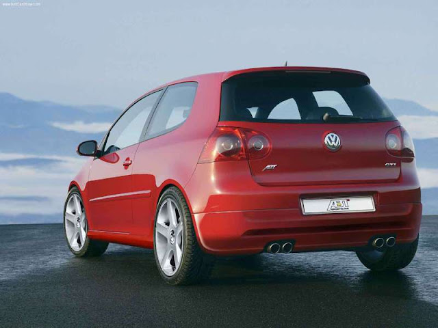 ABT VW Golf GTI (2005)