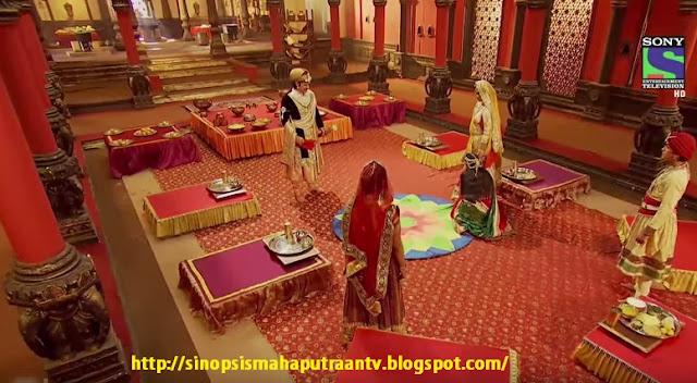 Sinopsis Mahaputra Episode 156