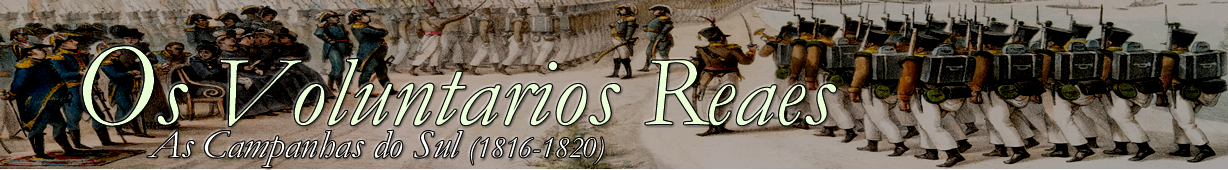 OS VOLUNTARIOS REAES