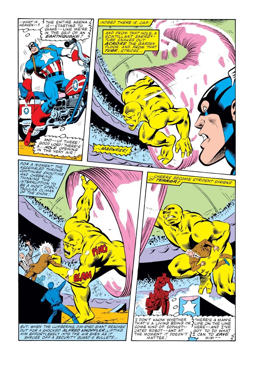 Captain America (1968) Issue #269 #185 - English 10