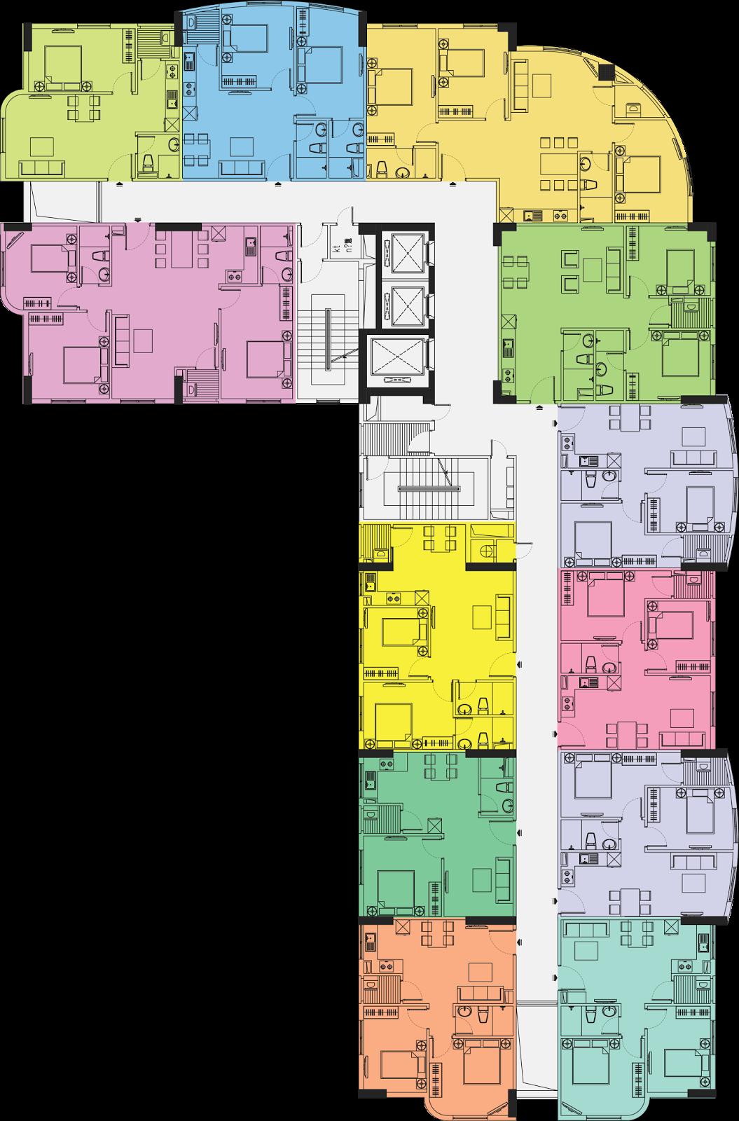 chung cư ct1a ,ct1b