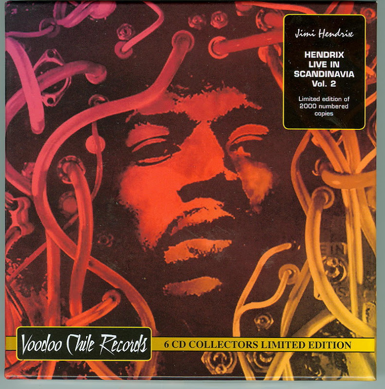 Jimi Hendrix Live Vol 2 On The Killin Floor