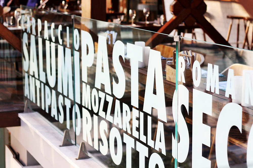EAT @ SEMINYAK ITALIAN FOOD DELUXSHIONIST TRAVEL REVIEW