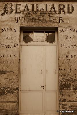 Senlis -Beaujard