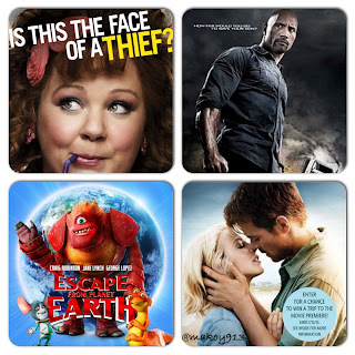 Hollywood Top Box Office as of February 24, 2013