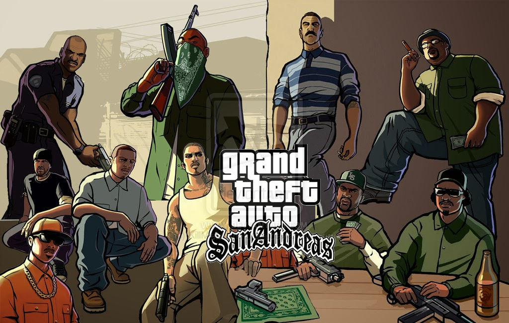 gta sa download for windows xp