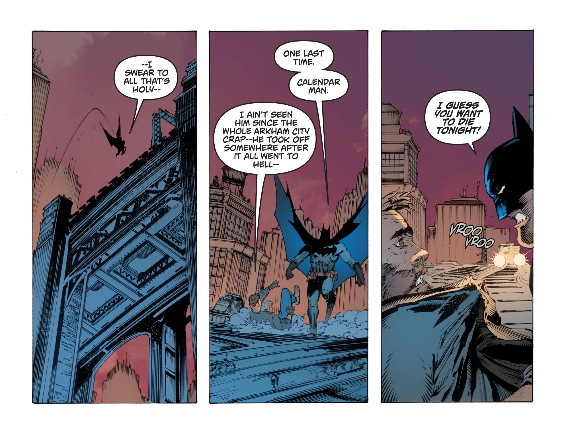 Batman: Arkham Knight [I] Issue #29 #31 - English 9