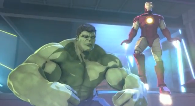 Iron Man and Hulk Heroes United 2013 spin-off movie trailer impressions direct to home video film trailer impressions cmaquest