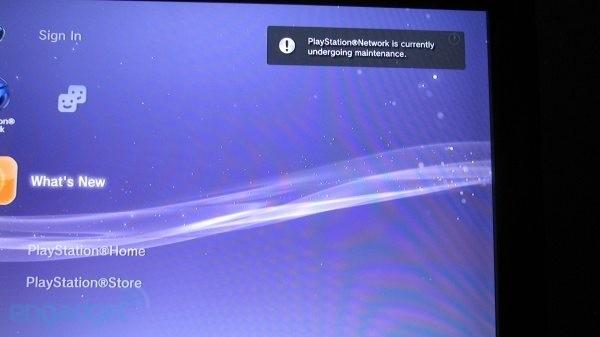playstation network symbol. Playstation Network Down.