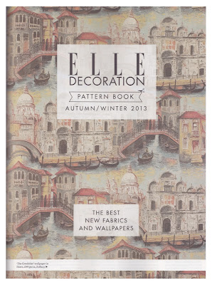 The Gondolier - in Elle Decoration