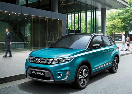 Xuất hiện đối thủ của Ford EcoSport - Suzuki Vitara giá 23.500 USD