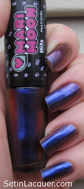 Mari Moon Dreamer nail polish