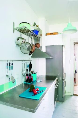 Lei living: små rum   køkkenet