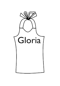 GRATIS PATROON TOP GLORIA