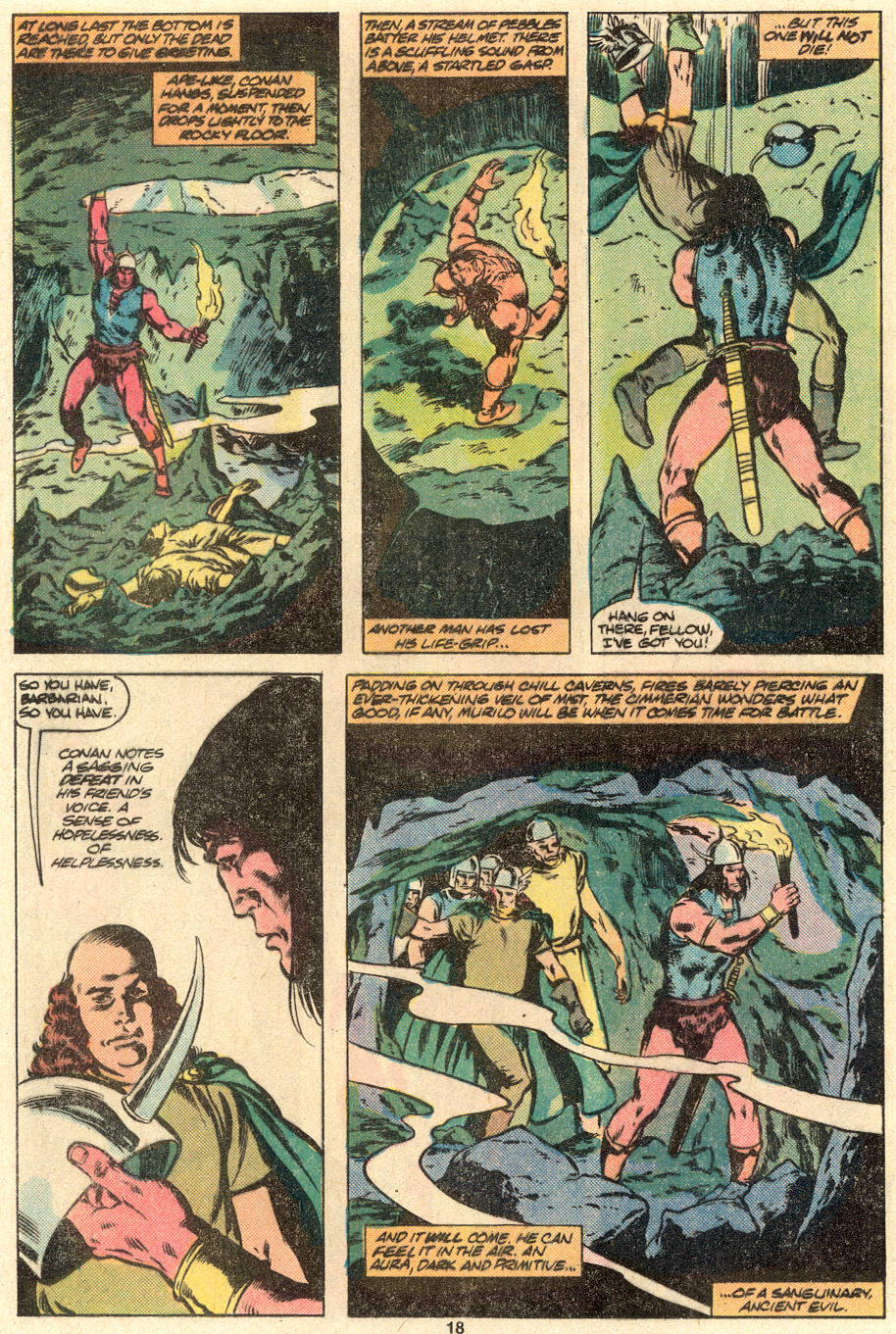 Conan the Barbarian (1970) Issue #123 #135 - English 15