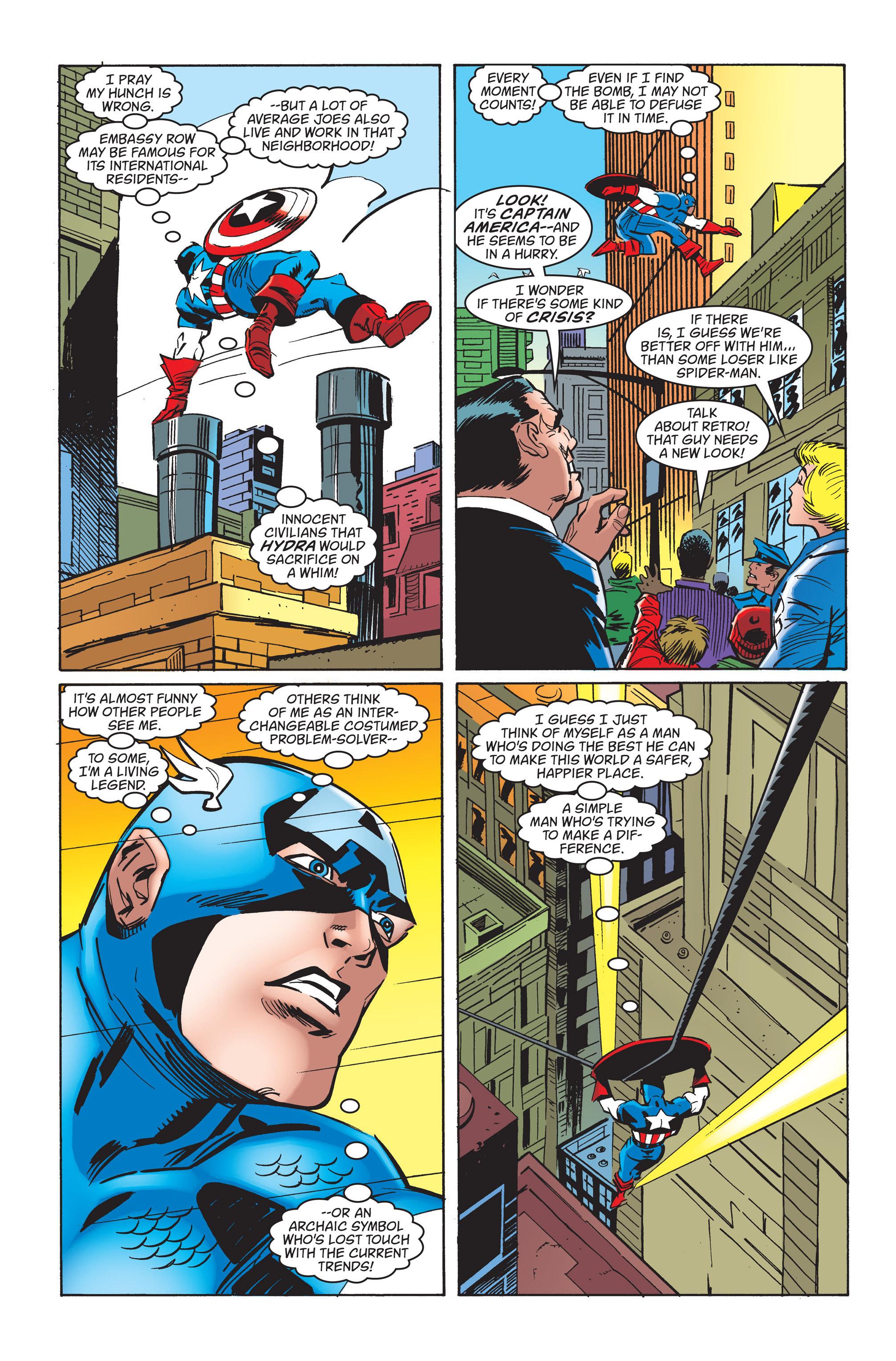 Captain America (1998) Issue #24 #30 - English 6