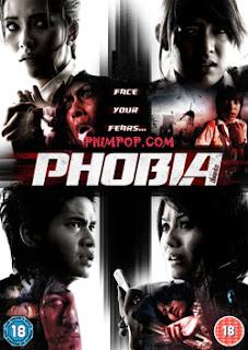 4 Câu Chuyện Kinh Dị - Phobia 2008 [Vietsub]