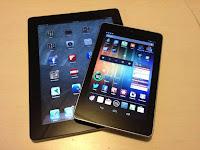 iPad vs. Nexus 7: qual tablet sobrevive melhor às quedas?