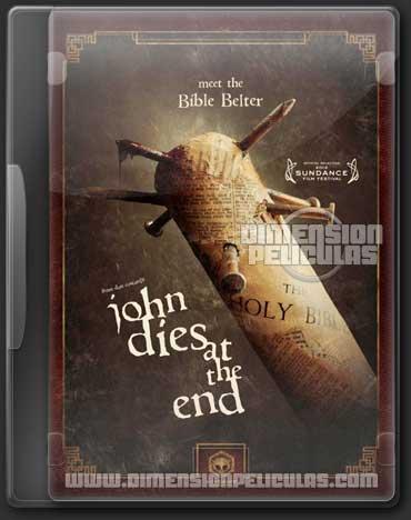 John Dies at the End (BRRip HD Inglés Subtitulada) (2012)