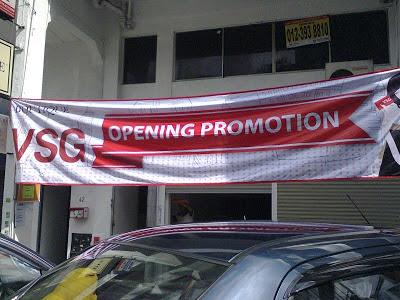 Boutique VSG Damansara Utama