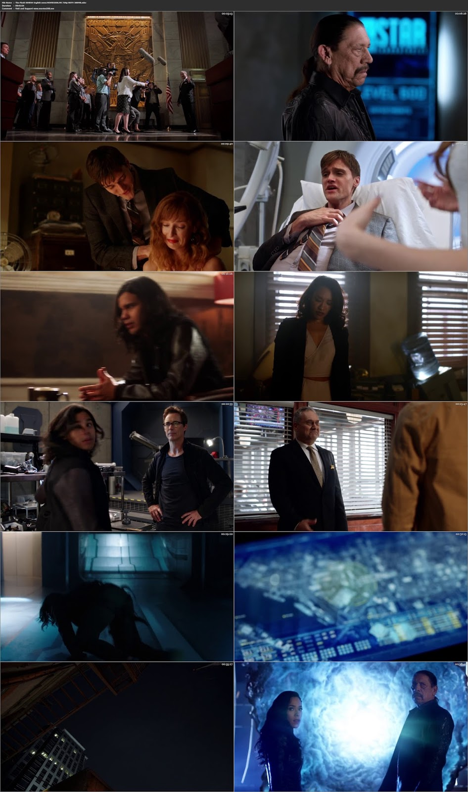 The Flash S04E04 English 325MB HDTVRip 720 at s400.bet