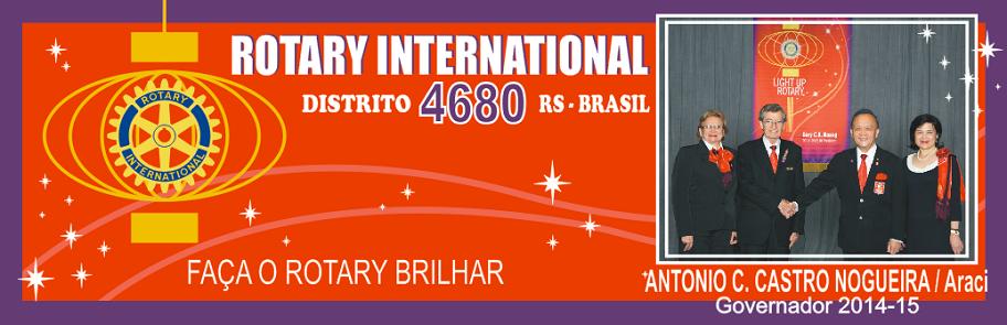 Rotary - Distrito 4680 - 2014/15