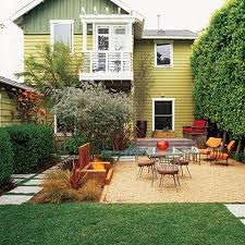 Beautiful Small Backyard  Design Pictures