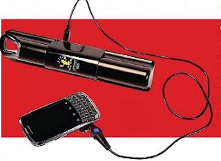 NPOWER PEG cargador de batería humano